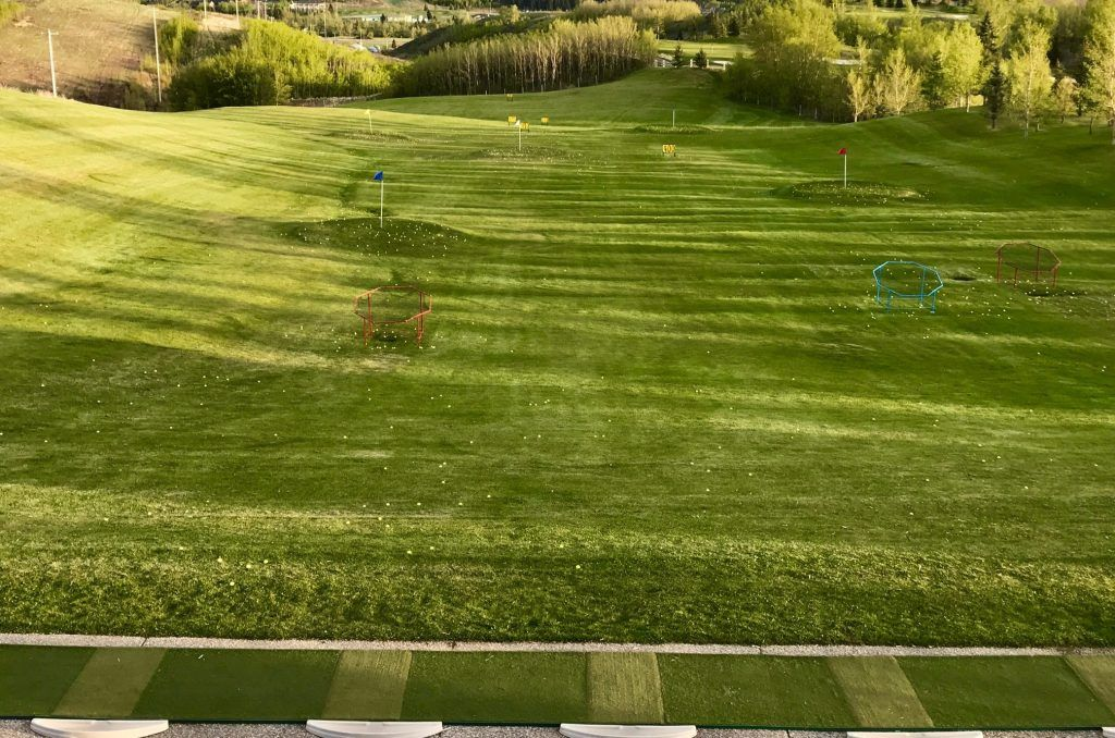 Driving Range Calgary Open To Public Lynx Ridge Golf Club